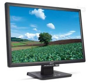 "2 Acer AL2616W - LCD monitor - 26"" (each A$120). Ingleside Warringah Area Preview"