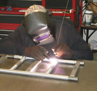 EMERGENCY MOBILE WELDER ALUMINUM (647) 694-2023 MARKHAM