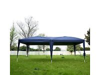 Fantastic Waterproof Pop Up Gazebo 6mtr x 3mtr in blue