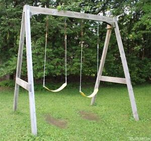 Looking For a Swing Set