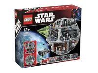 Lego Star Wars - Death Star (10188) Retired. Brand New Sealed