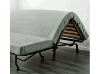 Ikea lycksele sofa bed for sale. Collection only this weekend.