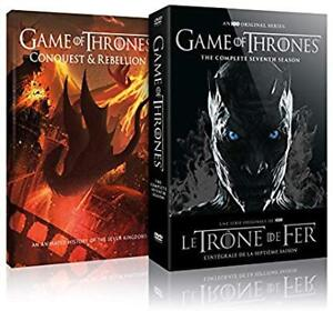 Brand New in Box !!! Game of Thrones: Season 7 FREE DELIVERY !!!