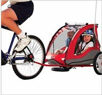 Little Tikes Cozy Cruiser Bicycle Trailer - 2 seater