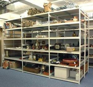 Commercial Shelving - USED for Sale