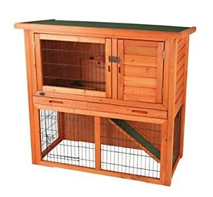 Looking for this type of rabbit hutch