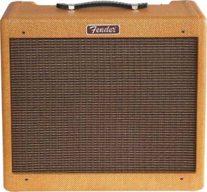 Fender blues junior tweed limited  addition with Jenson.