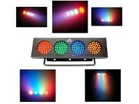TWO Chauvet DJ bank led lights