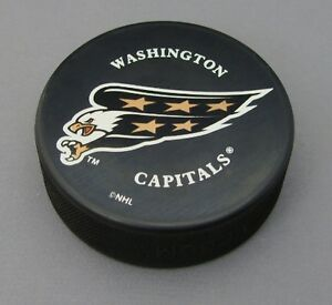 Washington Capitals - NHL Puck