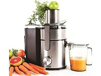 Duronics Juicer as new.