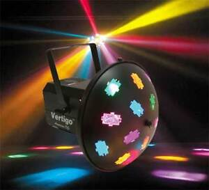 RETRO VERTIGO DJ LIGHT FOR SALE
