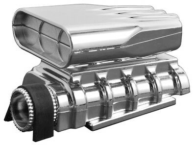 RPM 73413 Chrome Mock Intake and Supercharger Blower Set for RC Car & Truck Body