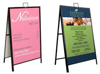 Business Commercial Signs / Decals