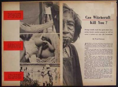 Can Witchcraft Kill 1949 Jake Bird Serial Killer article