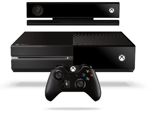 XBOX ONE 500GB | KINECT | Extra Controller with Charge and Play