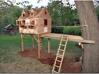 Treehouse builders Liverpool