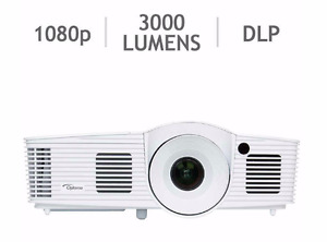 Optoma HD28DSE Full 3D Home Theatre Projector