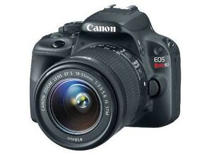 Canon EOS SL1 Package