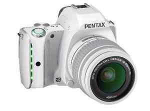 Pentax K-S1 20 Megapixel Digital SLR with 18-55mm Lens & 8 GB SD