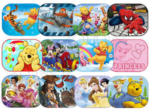 image is loading 2 x disney 44x35cm baby children car window