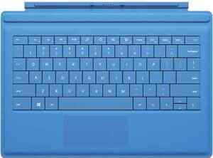 Surface Pro 3 | Type Cover Keyboard Blue