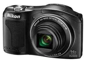 Nikon Coolpix L610 Digital Camera | 16MP | 14x Optical Zoom