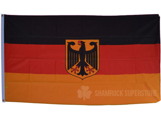 GERMANY STATE EAGLE CREST 5x3