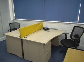 Ashford Serviced offices - Flexible TW15 Office Space Rental