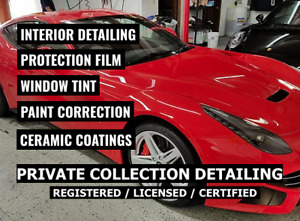 PAINT POLISH - CLEAR BRA PROTECTION FILM - CERAMIC COATING