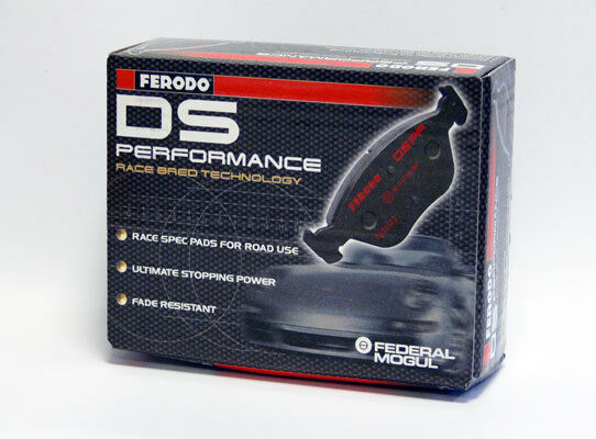 FERODO FDSE6000 DS Performance Rear Disc Pads to HOLDEN MONARO STATESMAN DB1332