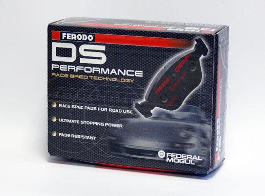 FERODO FDSE6000 DS Performance Rear Disc Pads to Holden HSV VX VY VZ DB1332