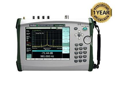Anritsu Ms2720t Spectrum Master 13 Ghz W Options 93190713881883884885