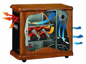 1,500 Watt Portable Electric Infrared Cabinet Heater by Duraflam Kingston Kingston Area image 4