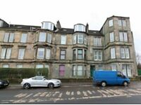STUNNING, 2 bedroom, top floor flat, Underwood Road, Paisley AVAILABLE MAY 2021