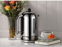 Dualit Whisper Classic Kettle Polished Stainless Steel 72815 - *BRAND NEW*