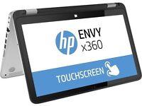Hp envy 15 x360 convertible i5,1tb hd,8gb ram beats Laptop brand new