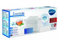 BRITA; 3XMaxtra+ Universal Filter Cartridge from smoke free home