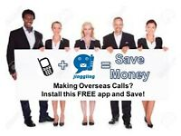 Worried about Brexit - Carry on making Cheap International Calls from any phone - Free download