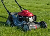 NEED YOUR LAWN MOWED?