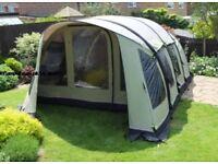 Outwell SmartAir Harrier XL - cotton canvas tent