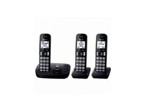 Digital cordless answering system with 3 handsets-KX-TG443K