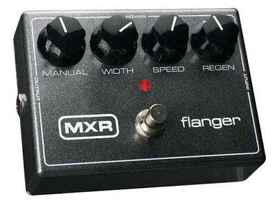 MXR - M-117RE Flanger 'SOUND GREAT WITH BASS'