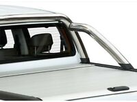 Toyota Hilux Mountain Top Roller Shutter with Roll Bars