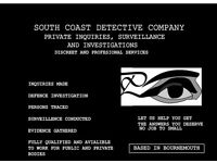 South Coast Detective Company: private investigations