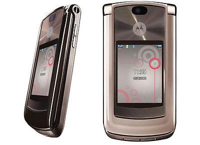 $62.05 - Motorola MOTORAZR2 V8 2GB Luxury Edition - Rose Gold Unlocked 2MP Mobile Phone