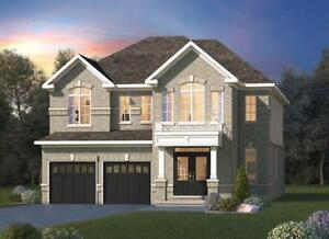 WOODSTOCK- BRAND NEW DETACHED HOMES FROM MID $500's