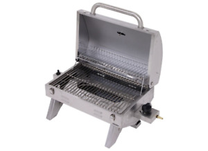 RV Portable BBQ,  Stainless Steel