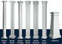 Columns, Railing, Siding, Decks, Fences, Sheds and much more