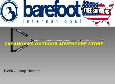 "BAREFOOT INTERNATIONAL/FLY HIGH WAKEBOARD/WATERSKI 12"" JUMP HANDLE B226 NEW!"