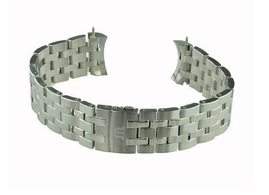 Maurice Lacroix Uhrenband Metallband Edelstahl für Pontos  PT6158